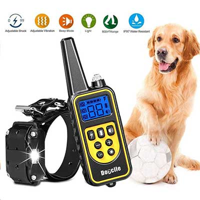 YIDA TECH Dog Shock Collar with Remote