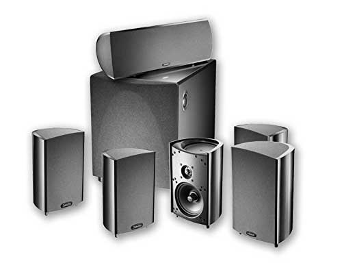 Definitive Technology ProCinema 600 5.1 Home Theater Speaker System