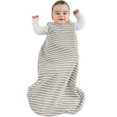 Baby Sleeping Bag, 4 Season Basic Merino Wool Wearable Blanket