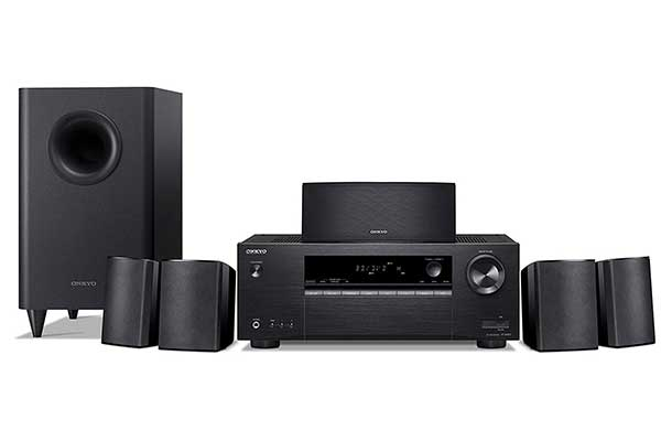 Onkyo HT-S3900 5.1-Channel Home Theater Receiver/Speaker Package