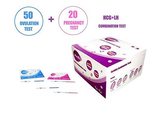 Wondfo 50 Ovulation Test Strips