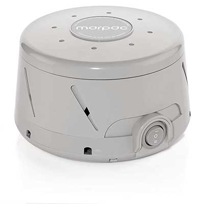 Marpac Dohm Classic White Noise Sound Machine with Soothing Sounds from a Real Fan