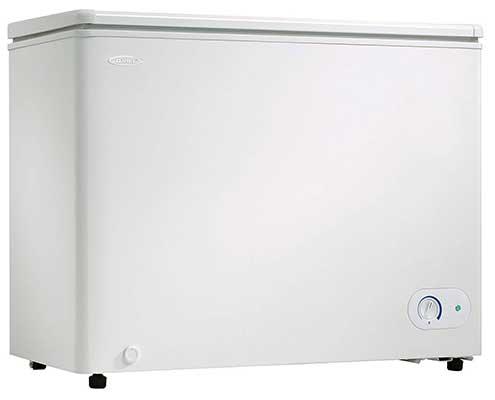 Danby DCF072A2WDB-3 DCF072A2WDB1 Chest Freezer