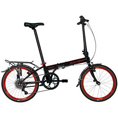 Dahon Speed D7 Street 20-Inch 7 Speed Folding Bicycle