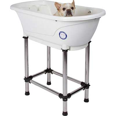 Flying Pig Pet Dog Cat Washing Shower Grooming Portable Tub