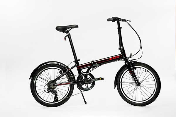 EuroMini ZiZZO Via 27lb Folding Bike