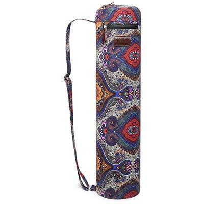 Fremous Yoga Mat Bag, Full-Zip Exercise Yoga Mat Carry bag