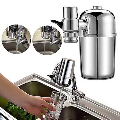 Faucet Water Filter – Drinking Water Filter, Tap Faucet Filtration
