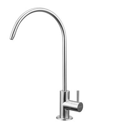 Primy 100% Lead-Free Drinking Water Filter Faucet with Single Handle for Filtration