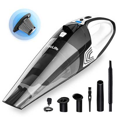 VacLife Hand Cordless with High, Mini Vacuum Cleaner