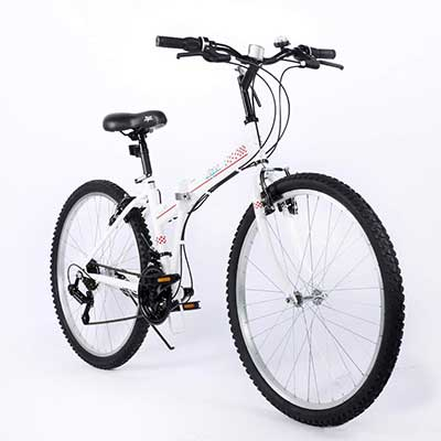 ZOYO 26-Inch Dahon Folding Bike 21 Speed Folding Mountain Bike