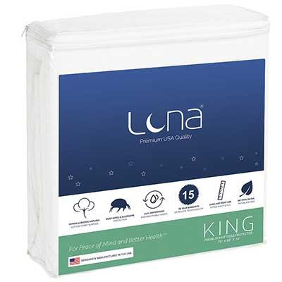 King Size Luna Premium Hypoallergenic