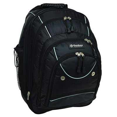 Outdoor Products Sea-Tac Rolling Backpack, 50.2-Liter