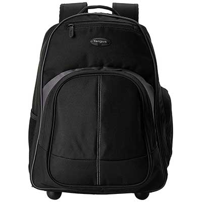 Targus Compact Rolling Backpack for 16-inch Laptops