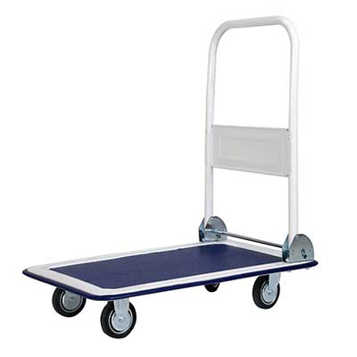 Giantex 10 Costway 10 330lbs Platform Cart Dolly Folding
