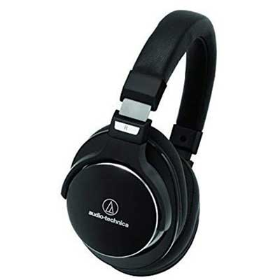 Audio Technica ATH-MSR7NC SonicPro Active Noise Cancelling Headphones