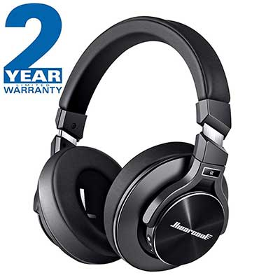 Hiearcool Bluetooth Wireless Headphones Noise Cancelling