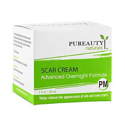 Scar Removal Cream Natural Scar PM, Formula