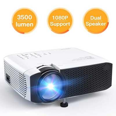 Projector APEMAN Mini Portable Video Projector