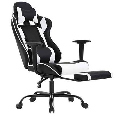 Ergonomic Office Chair PC Gaming Chair Desk