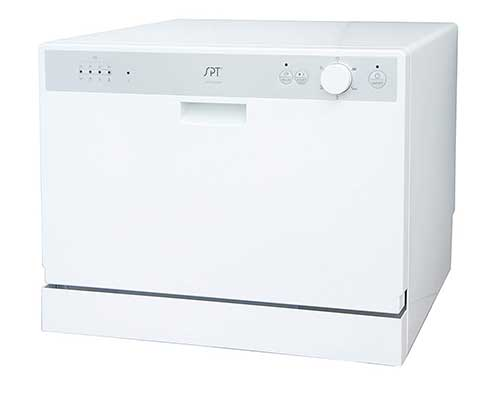 SPT SD-2202W Countertop Dishwasher