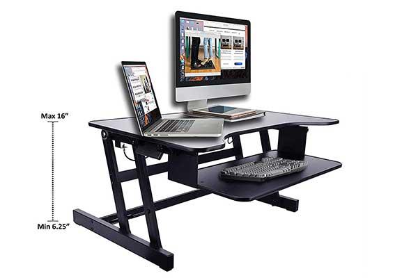 Rocelco ADR Standing Desk
