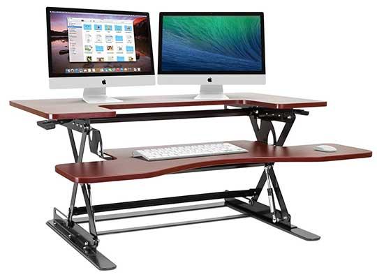 Halter ED-258 Pre-assembled Height Adjustable Desk