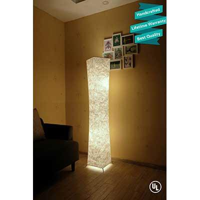 """LEONC Design 61"""" Creative LED Floor Lamp"""