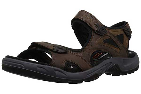 ECCO Men's Yucatan Walking Sandal