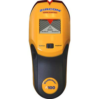 Zircon Stud Finder DIY/Pro StudSensor A100 Wall Scanner