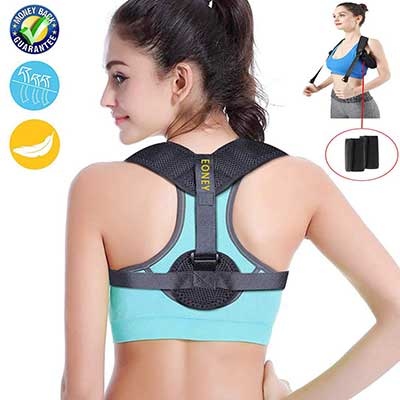 Eoney Posture Corrector for Women & Men