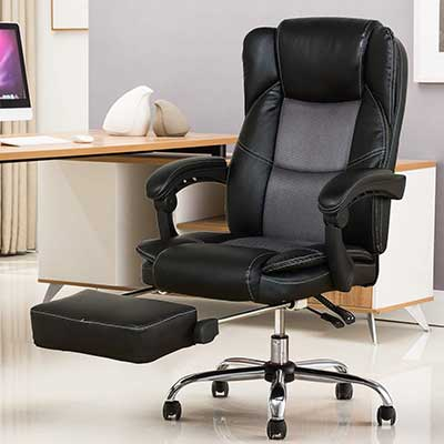 YAMASORO Reclining Office Chair