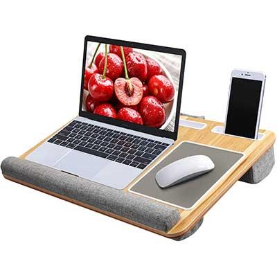 Lap Desk – Fits 17-Inches Laptop Desk