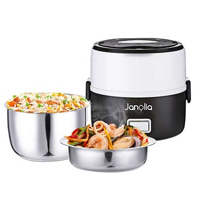 Janolia Electric Food Steamer