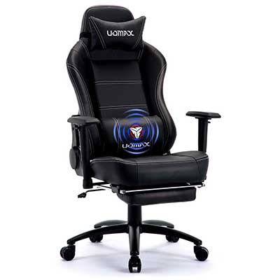 UOMAX Gaming Chair Reclining Office Rocking Office Chair for Computer