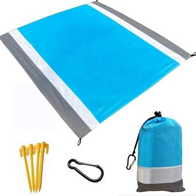 Beach Blanket, Beach Mat Outdoor Picnic Blanket