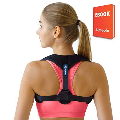Posture Corrector Adjustable Shoulder Posture Brace