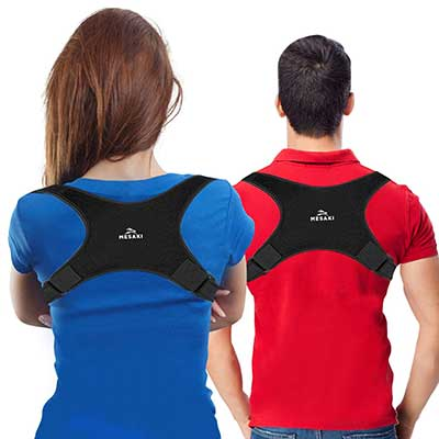 MESAKI Posture Corrector for Women Men