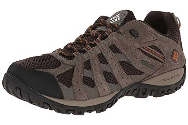 Columbia Men's Round Redmond Low Hiking Shoes