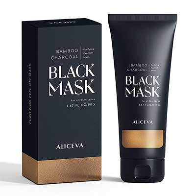 Aliceva Black Mask, Blackhead Remover Mask