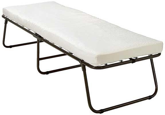Zinus Single Folding Foam Guest Bed