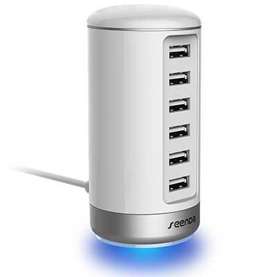 USB Wall Charger, Seenda USB Phone Charger