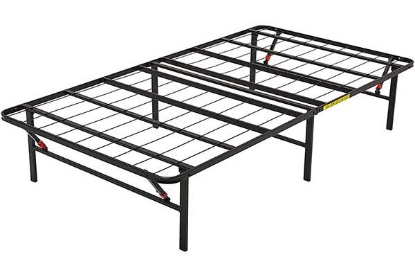 AmazonBasics Foldable Metal Platform Bed Frame