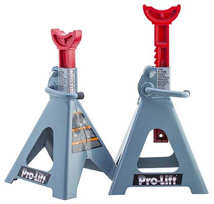 Pro-Lift T-6906D Double Pin Jack Stands