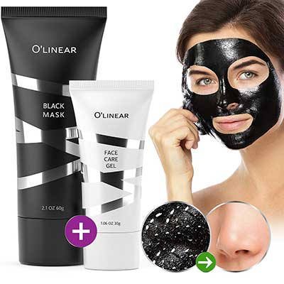 Black Charcoal Mask Blackhead Removal