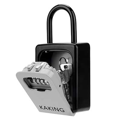 Front Door Lock Box