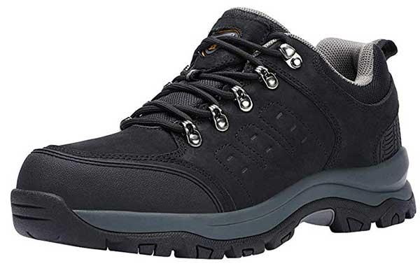CAMEL CROWN Men's Hiking Shoes Low Cut Boots