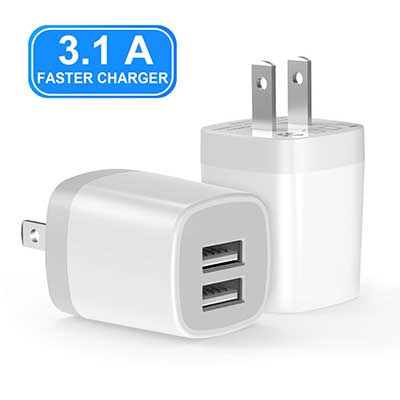USB Wall Charger, Vogek