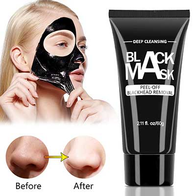 Blackhead Remover Mask Activated Charcoal Peel Off