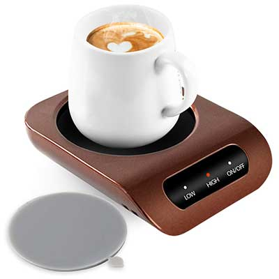 Coffee Mug Warmer – Desktop Beverage Warmer